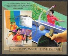 GUINEE BF 1407  * *  ( Cote 20e )  Tennis De Table - Table Tennis