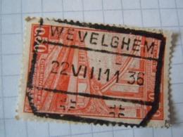 TR 182  OBL  WEVELGHEM - Chemins De Fer