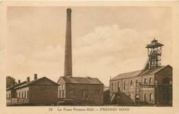59 , FRESNE NORD , La Fosse Fresne-Midi ( Mine ) , * 434 70 - France