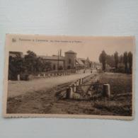 Farciennes - Le Campinaire / Rue Sifrid Demoulin Et La Fonderie 19?? - Farciennes