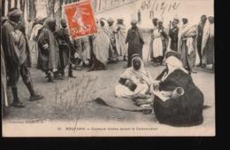 CPA/013.....BOUFARIK ...CONTEURS ARABES - Algérie