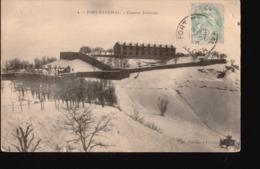 CPA/016.....FORT NATIONAL ...CASERNE - Algérie