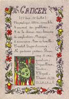Religions & Croyances - Astrologie - Cancer - Edit André Barthelemy - Château De Montvallat - Bon état Général - Astrology