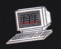 60238-Pin's-ordinateur.informatique.. - Informatique