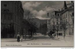 SUISSE - NEU-SOLOTHURN  < ANIMIERTE ANSI  VON BAHNHOFSTRASSE - SO Solothurn