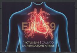 Roma, Ospedale Fatebenefratelli, STOP ICTUS, Cuore, Heart, Coeur, Herz, Nuova - Salute