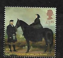 GB 2019 QUEEN VICTORIA ON HORESEBACK HV - 1952-.... (Elizabeth II)