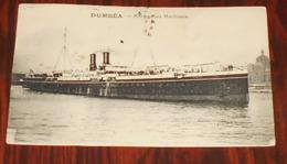 Dumbéa - Méssagerie Maritimes :::: Bateaux - Paquebots - Transports    ------------- 510 - Paquebots