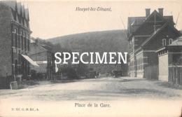 Place De La Gare - Houyet-lez-Dinant - Houyet