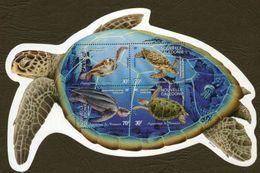 "Nle-Caledonie Bloc YT 27 "" Aquarium De Nouméa "" 2002 Neuf** - Blocks & Kleinbögen"