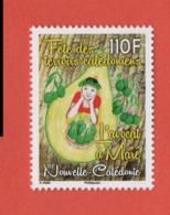 W34  Calédonie °° 2019 Fête Des Terroirs Avocat De Maré - Unused Stamps