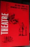 L'avant-scène Théâtre N 350 - Du Vent Dans Les Branches De Sassafras - René De Obaldia - Auteurs Français
