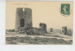 ALLAUCH - Les Moulins - Allauch