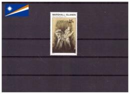 Îles Marshall 1990 - MNH** - Seconde Guerre Mondiale - Militaria - Michel Nr. 297 Série Complète (mhl191) - Marshallinseln