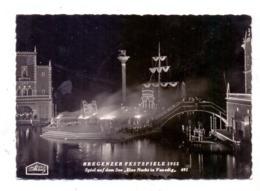 """A 6900 BREGENZ, Bregenzer Festspiele 1955, """"Eine Nacht In Venedig"""" - Bregenz"""
