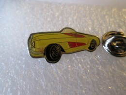 PIN'S   CHEVROLET  CORVETTE 1958 - Corvette