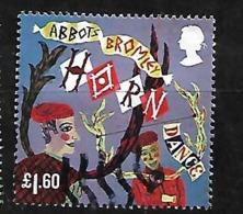 GB 2019 TRADITIONS & CUSTOMS ABBOTS BROMLEY HORN DANCE HV - 1952-.... (Elizabeth II)