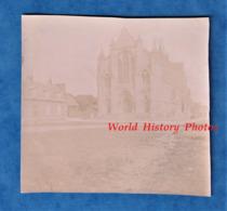 Photo Ancienne - EU ( Seine Maritime )- Collégiale Notre-Dame-et-Saint-Laurent D'Eu - Vers 1900 - Photos