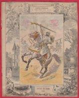 Protége Cahier Ancien Fin XIXéme Collection L' Armée Française à Travers Les Ages  CAVALIER DES GOUMS - Book Covers