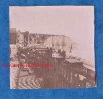 Photo Ancienne - ONIVAL ( Somme ) - Bord De Mer / Plage / Falaise - Vers 1900 - Ault Woignarue - Photos