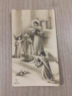 Santino In Ricordo Della Prima Comunione Di Franca Musso In Palermo - Images Religieuses