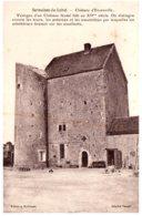 45 SERMAISES - Château D'Enzenville - Autres Communes