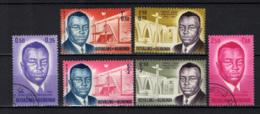 BURUNDI - 1963 - Issued In Memory Of Prince Louis Rwagasore (1932-61), Son Of King Mwami Mwambutsa IV - NUOVI E USATI - Burundi