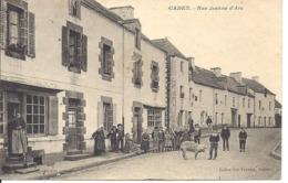 Caden / Rue Jeanne D'Arc - France
