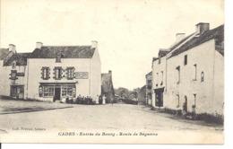 Caden / Entrée Du Bourg - France