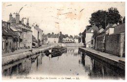 45 MONTARGIS - Le Quai Du Canalet - Montargis