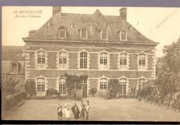 Cpa Morialmé - Florennes