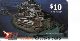 Antigua & Barbuda Old Phonecard - PP $10 - Antigua En Barbuda