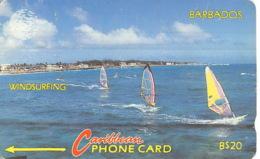 Barbade Old Phonecard - B$20 - Barbados