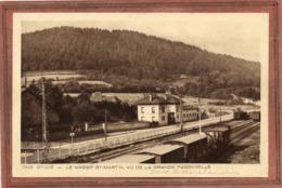 CPA - SAINT-DIé (88) - Aspect De La Gare De Marchandises Dans Les Années 30 - Saint Die