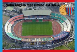 CP. STADE. CATANIA  ITALIE  STADIO ANGELO MASSIMINO # CS.263 - Soccer