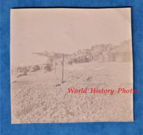 Photo Ancienne - MERS Les BAINS (Somme) - La Plage- Vers 1900 - Le Tréport Histoire Patrimoine - Photos