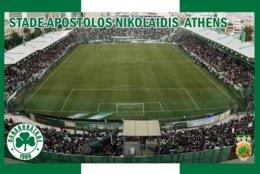 CP. STADE. ATHENS   GRECE  APOSTOLOS NIKKOLAIDIS # CS.264 - Soccer