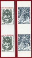 Mali 1978 #C329-30, Imperf Pair, Easter, Resurrection By Durer - Mali (1959-...)