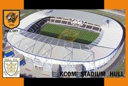 CP. STADE. HULL  ANGLETERRE    K?COM STADIUM   # CS.265 - Soccer