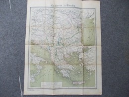 "12664-CARTA ""LA GUERRA IN TURCHIA"" - 1876 - TELATA - Carte Geographique"