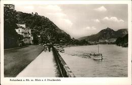 71495094 Rolandseck Panorama Mit Rhein Schiff Drachenfels Remagen - Da Identificare