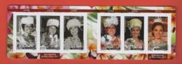 W34 Polynésie °° Carnet Miss Tahiti C1156 - Carnets