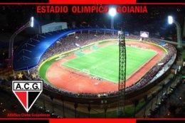 CP. STADE. GOIANIA  BRESIL  ESTADIO OLIMPICO   # CS.267 - Soccer