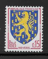 Yvert 1354 Maury 1354 - 15 C Nevers -  ** - France