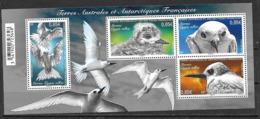 TAAF 2017 Bloc F798 Neuf Oiseaux Sterne De Tromelin - Blocs-feuillets