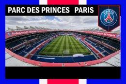 CP. STADE. PARIS    FRANCE  PARC  DES  PRINCES   # CS.271 - Soccer