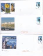 PRÊTS  A POSTER NEUFS (déstockage) 14 Lettres Sans Carte Thèmes Divers  LETTRE 20 G - Sonstige
