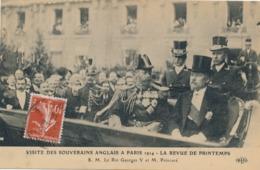 CPA - France - (75) Paris - Visite Des Souverains Anglais à Paris 1914 - La Revue De Printemps - Sonstige