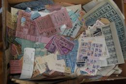 Rationnement - Gros Lot De Cartes De Rationnement, Tickets Quelques Unes De Grasse Gard - Historische Dokumente