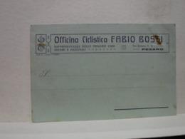 PESARO  --- OFFICINA CICLISTICA  FABIO BOSSI - Pesaro